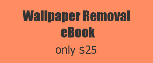 wallpaper removal ebook
